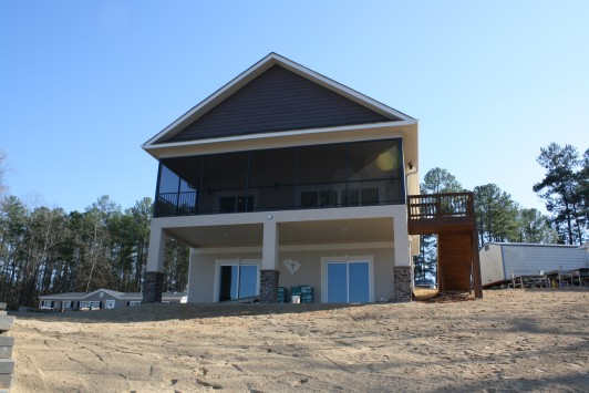 Lake House Front1